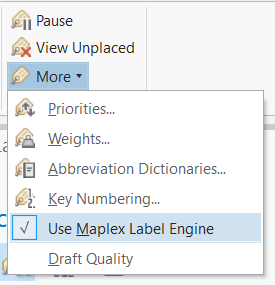 Maplex Engine