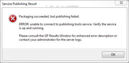 """Nasıl Yapılır: """"Packaging succeeded, but publishing failed"""" hatasını giderme."""