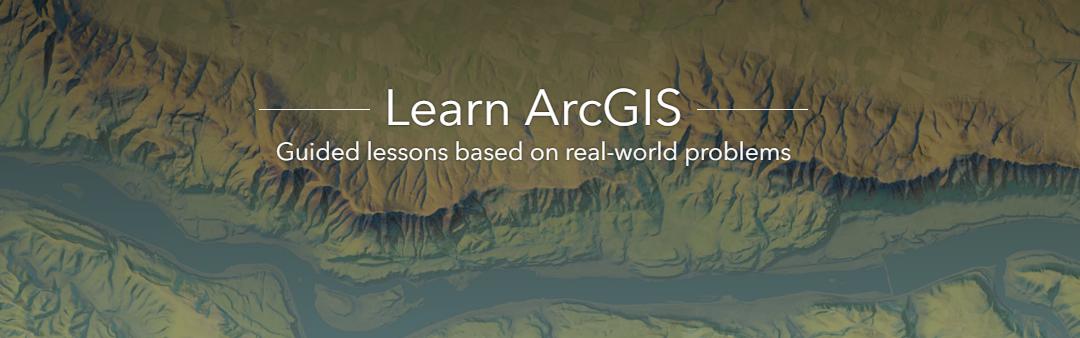 Learn ArcGIS ile CBS'yi Öğrenmek