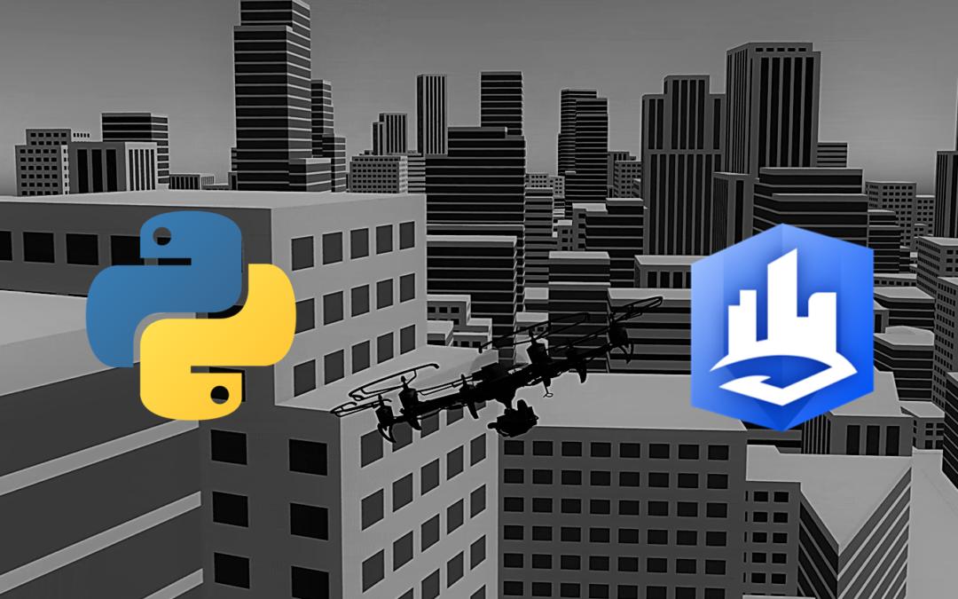 Esri CityEngine'de Python'u Kullanarak İş Akışlarınızı Otomatikleştirin