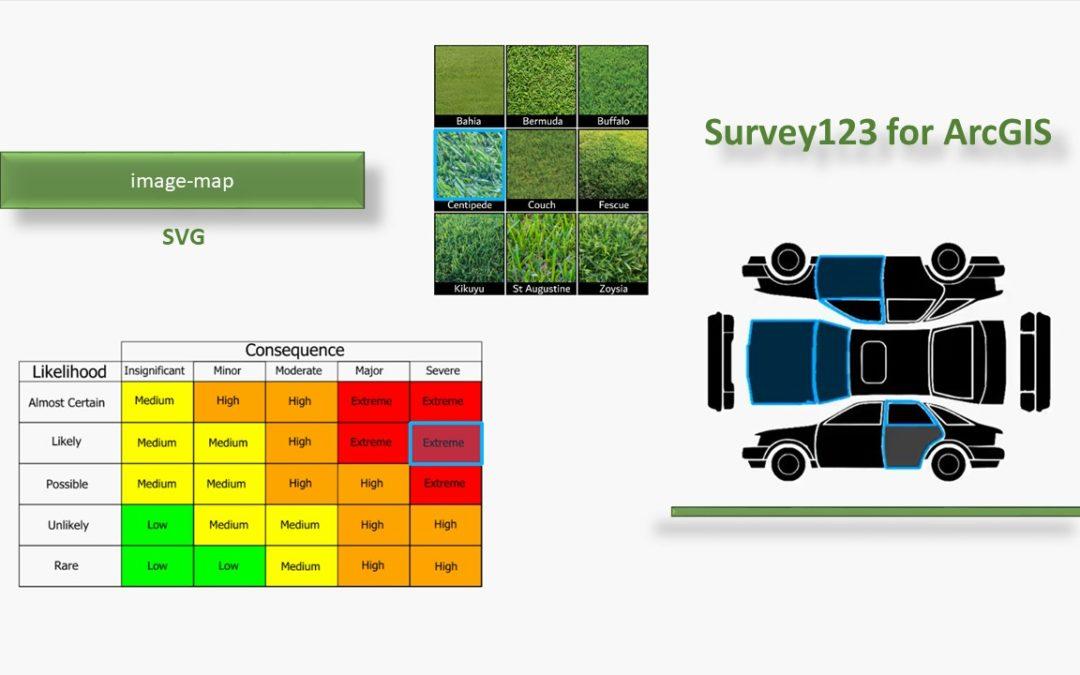 Survey123 Connect for ArcGIS'te SVG  Kullanarak Formlarınızı Geliştirin